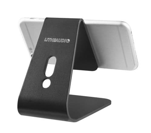 Lithe Audio Nano Suction Phone / Tablet Stand Black 06420