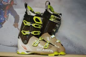 Scarpa Freedom M27 grey/lime