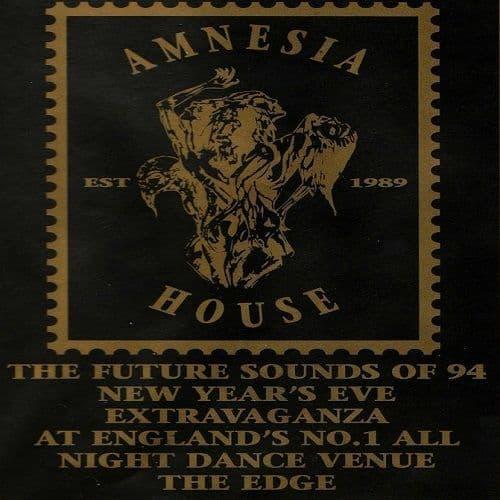 Amnesia House - The Edge - New Years Eve - 1993/94 - USB