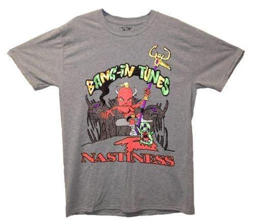 Bangin Tunes - Nastiness - T-shirt