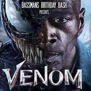 Bassman's Birthday Bash 2019 - Venom - USB