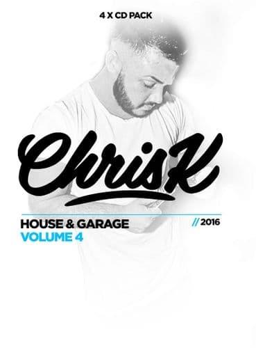 Chris K – House & Garage – Volume 4
