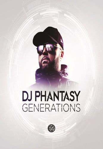 DJ Phantasy - Generations - CD