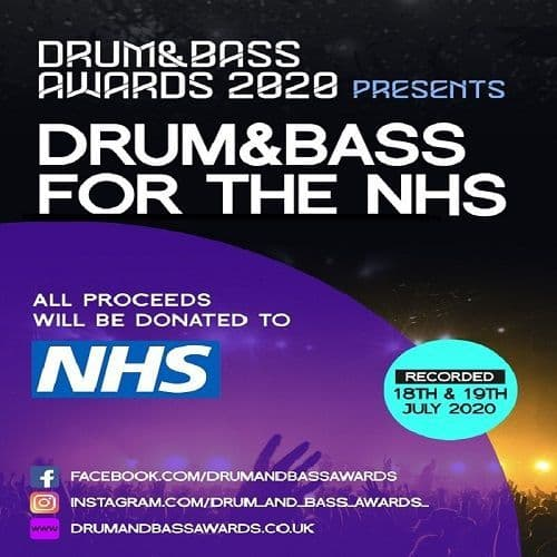 DNB Awards - Drum & Bass For The NHS - USB