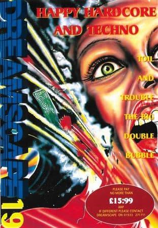 Dreamscape - 19 - 1995 - Hardcore - CD Pack