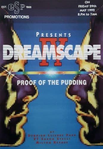 Dreamscape - 4 - Proof Of The Pudding - 1992 -  9 CD Pack