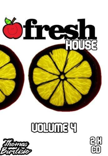 Fresh - House - Volume 4 - CD Pack