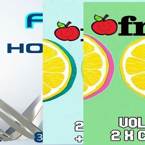 Fresh House - Volumes 1,2 & 3 - USB