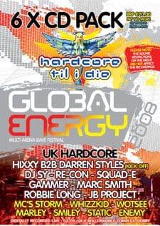 Global Energy -  2008 Hardcore