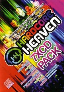 Hardcore Heaven December 2010 CD Pack