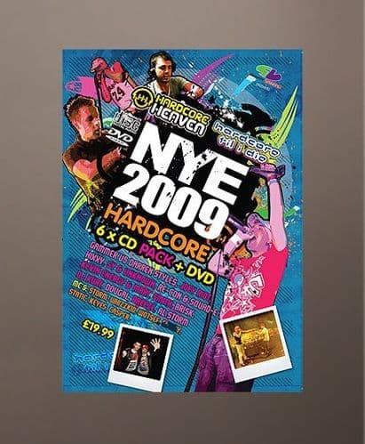 Hardcore Heaven & Htid - New Years Eve 2009 - Hardcore Pack