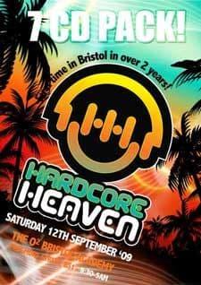 Hardcore Heaven September 2009 CD Pack