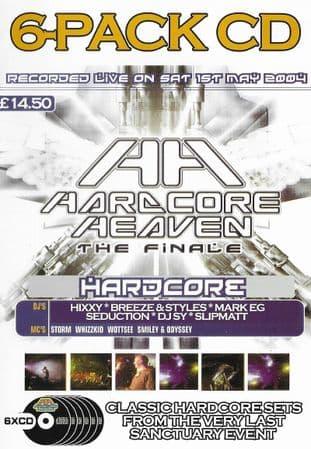 Hardcore Heaven - The Finale - 2004