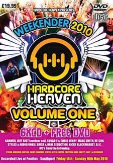 Hardcore Heaven Weekender 2010 Vol1 CD Pack