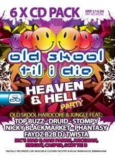 HTID 26 - Heaven & Hell - Old Skool