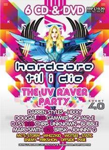 HTID 40 - UV Raver Party