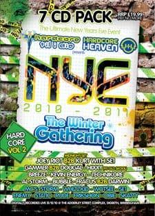 HTID & Hardcore Heaven -  NYE 10/11 Vol 2