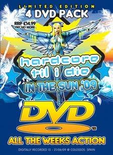 HTID In The Sun 2009 DVD Pack
