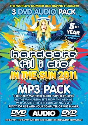 HTID In The Sun 2011 -(MP3) Pack
