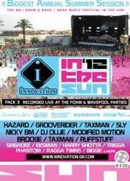 Innovation -  In The Sun 2012 - CD Pack 3