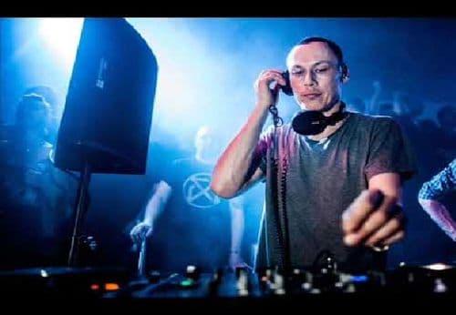 Luke Slater Live Funky Techno DJ-Sets Compilation (1999 - 2014)