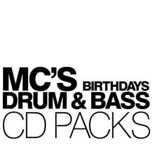 MC's CD Packs