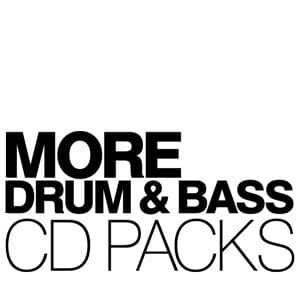 More Drum & Bass CD Packs