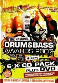 Natioanl Drum & Bass Awards - 2007 CD Pack