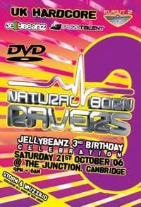 Natural Born Ravers 2 DVD