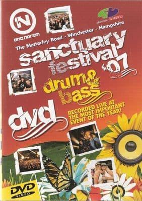 One Nation - Sanctuary Festival DnB 07 DVD