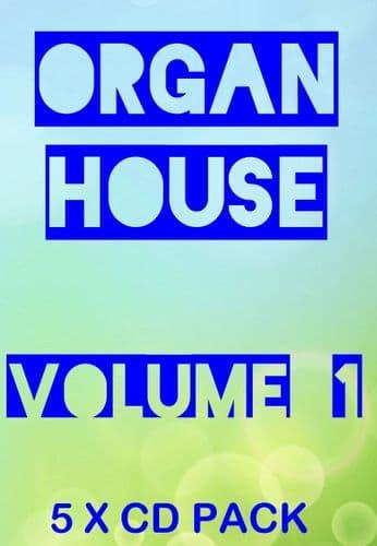 Organ House - Volume 1 - CD Pack