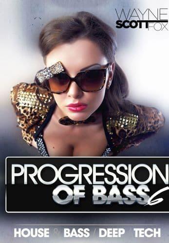 Progression Of Bass – Volume 6