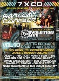 Random Concept  - Vol 10 CD Pack