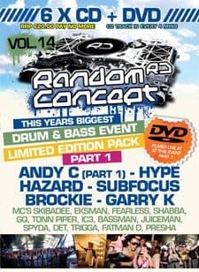 Random Concept Vol 14 CD Pack