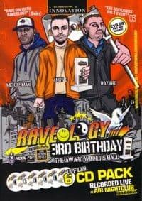Raveology -  3rd Birthday CD Pack