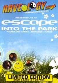 Raveology -  Escape Into the Park 2006 CD Pack
