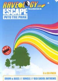 Raveology -  Escape Into the Park 2007 CD Pack