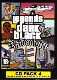 Raveology - Legends of the Dark Black CD Pack 4