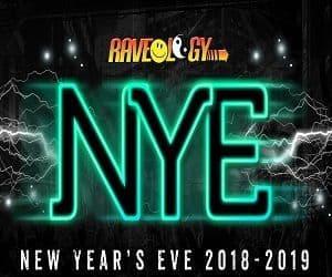 Raveology - New Years Eve - 2018/19 - USB