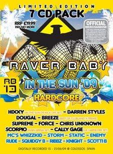 Raver Baby 13 CD Pack