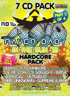 Raver Baby 16 CD Pack