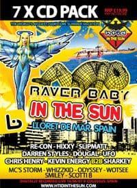 Raver Baby 6 CD Pack
