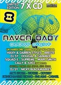 Raver Baby 8 CD Pack