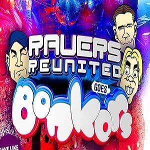 Ravers Reunited -  Goes Bonkers 2019 - USB