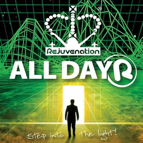 Rejuvenation - All Dayr - 2019 - USB