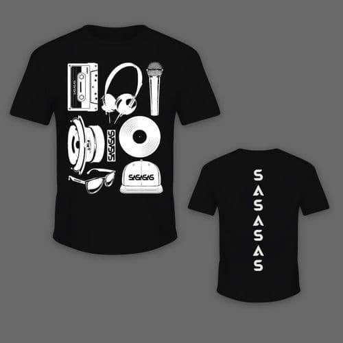 Sasasas - EQ - T-shirt