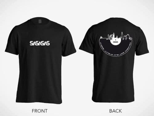 Sasasas - Record - T-shirt