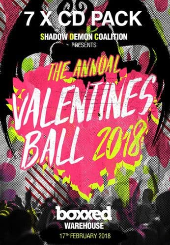 Shadow Demon Coalition – Valentines Ball - 2018