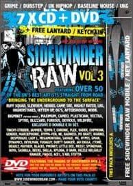 Sidewinder - Raw Volume 3 CD Pack