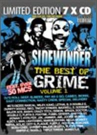 Sidewinder The Best Of Grime Vol 1 CD Pack